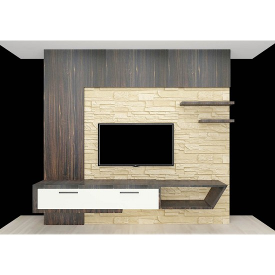 Nase TV Unit with Laminate Finish