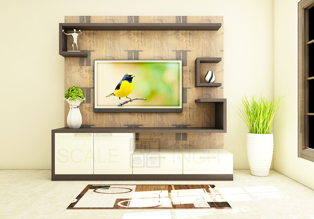 Yeghvard Living Room Tv Cabinet - Scaleinch