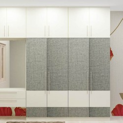 Forget Me Not Wardrobe with Laminate Finish