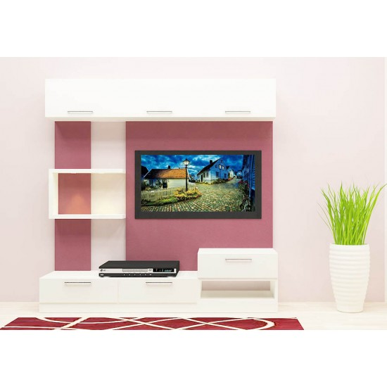Bejuma TV Unit with Laminate Finish