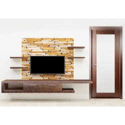 Camaxilo TV Unit with Laminate Finish