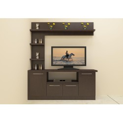 Caribe TV Unit with Laminate Finish