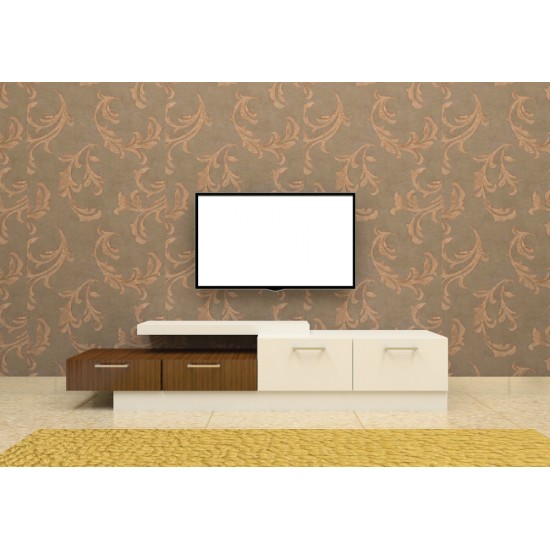 Chibombo TV Unit with Laminate Finish