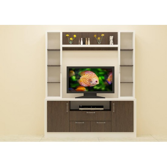 Rohu TV Unit with Laminate Finish