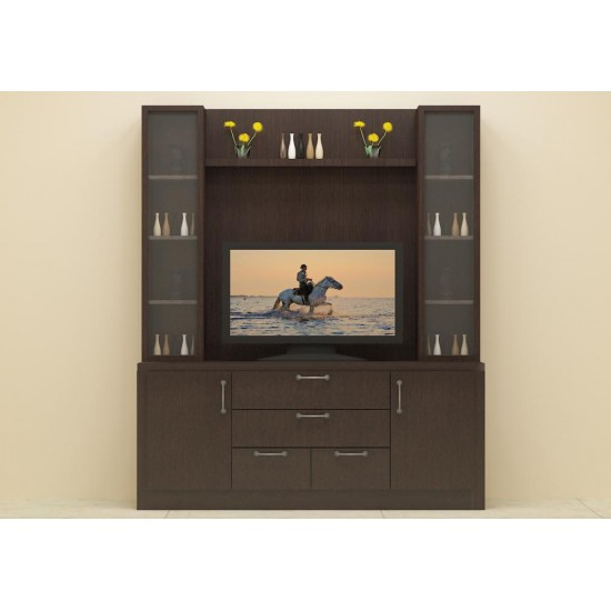 Ruffe TV Unit with Laminate Finish