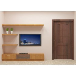 Weever TV Unit with Laminate Finish