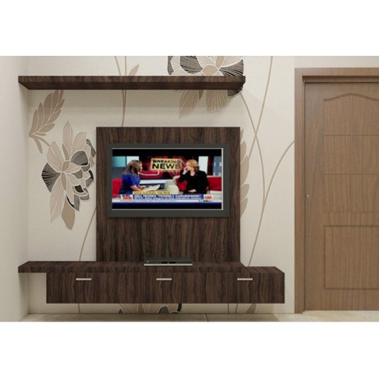 Baloon Flower TV Unit with Laminate Finish