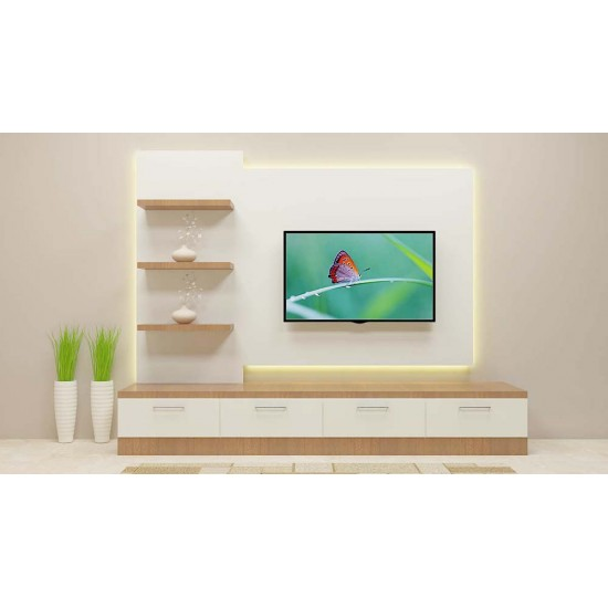 Lucala TV Unit with Laminate Finish