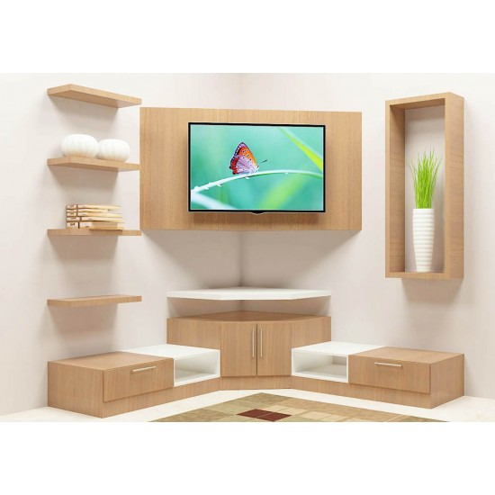 Wonken TV Unit with Laminate Finish