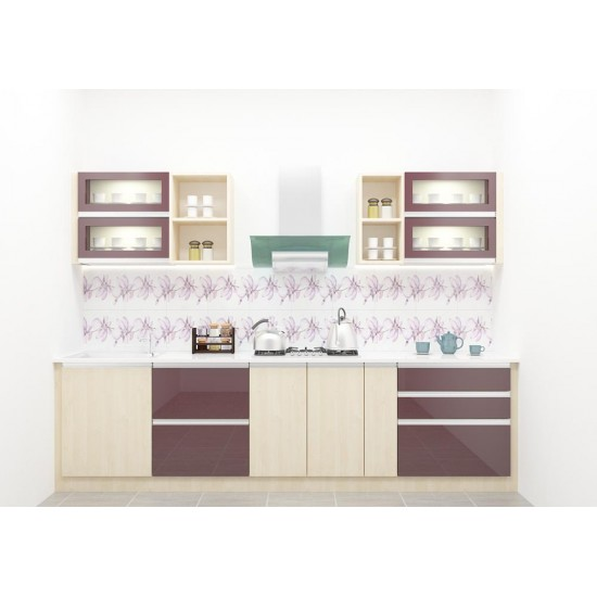 Raydon Straight Kitchen with Laminate Finish