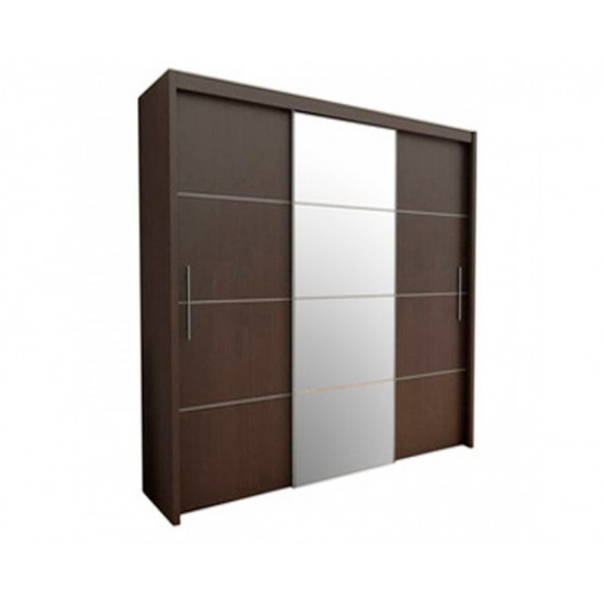 Shrike Wardrobe with Laminate Finish