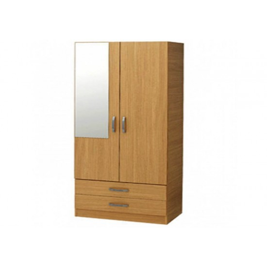 Dowitcher Wardrobe with Laminate Finish