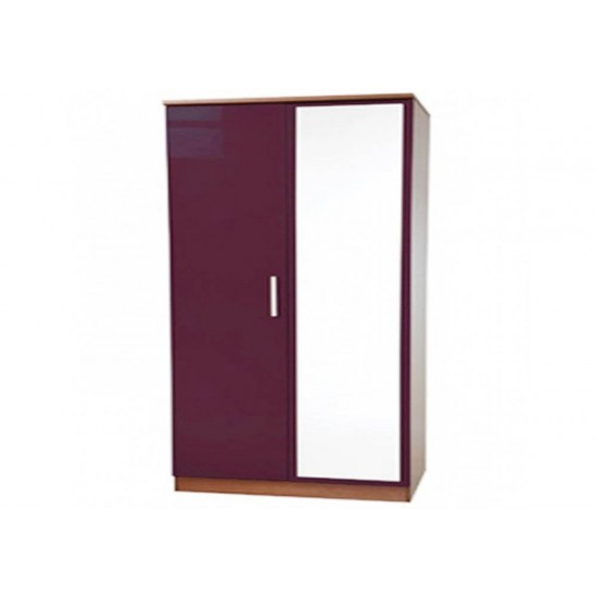 Henslow Wardrobe with Laminate Finish