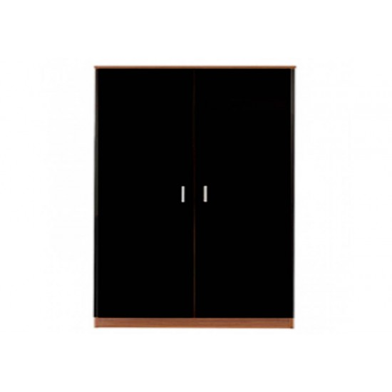 Heermann Wardrobe with Laminate Finish