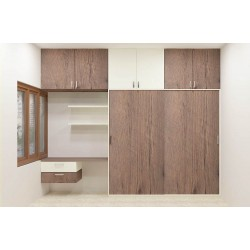 Vian Wardrobe with Laminate Finish
