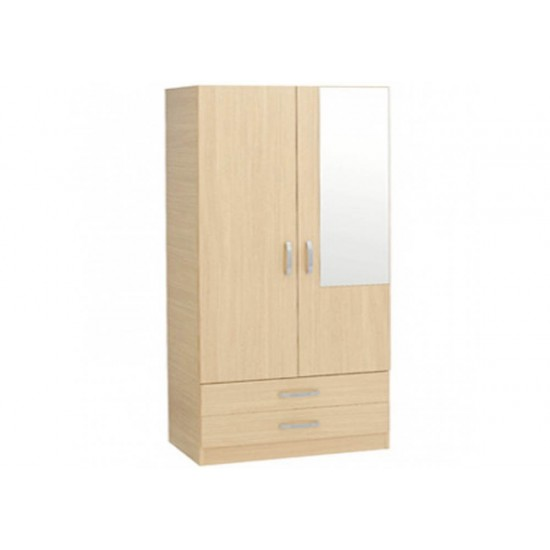 Geelong Wardrobe with Laminate Finish
